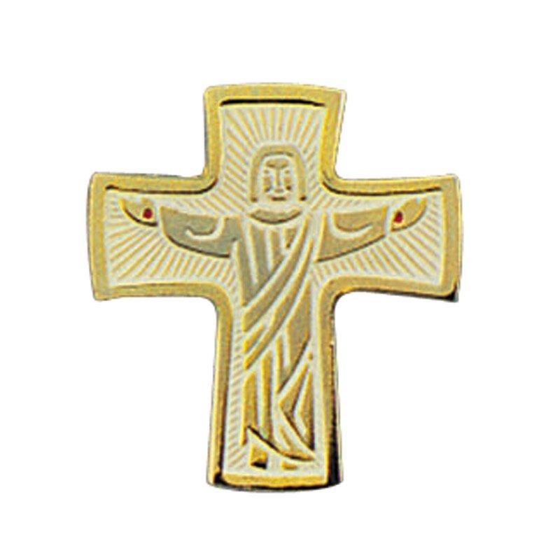 Risen Christ Lapel Pin - 25/pk