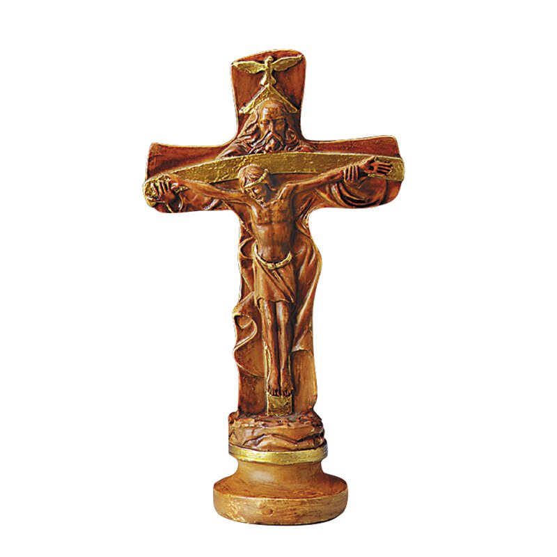 Holy Trinity Crucifix Stand