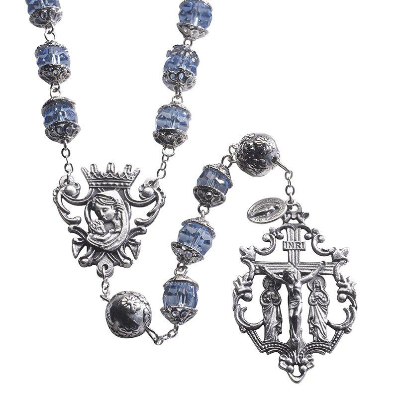 Sapphire Women's Rosary