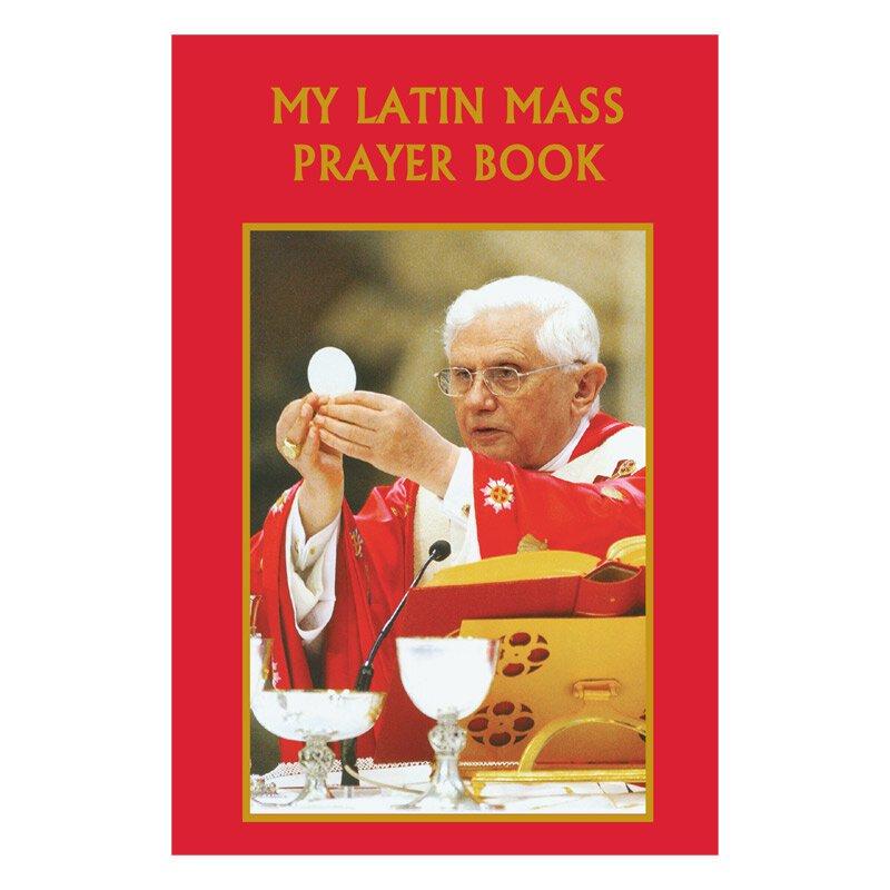 Aquinas Press® Prayer Book - Latin Mass