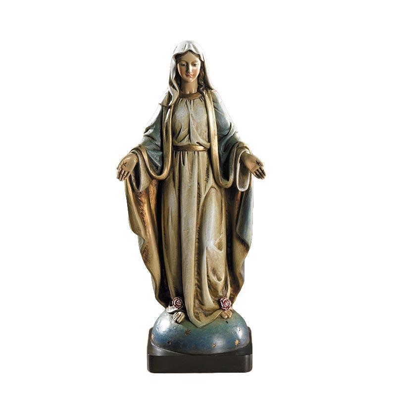 Our Lady Of Grace Statue Devotional Items Autom