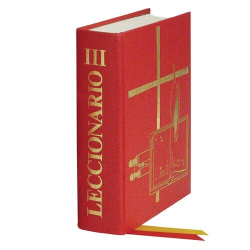 Leccionario III - Propio De Los Santos y Otras Misas