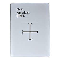 White St Joseph NABRE - Gift Edition