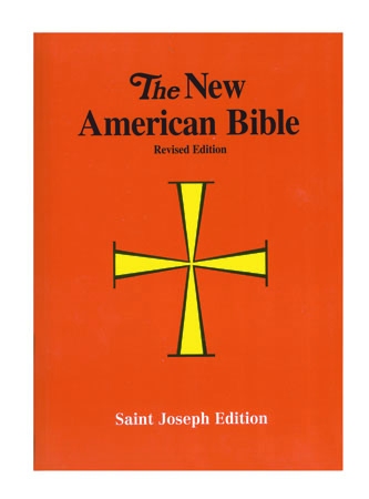 St. Joseph New American Bible (NABRE) - Large Print