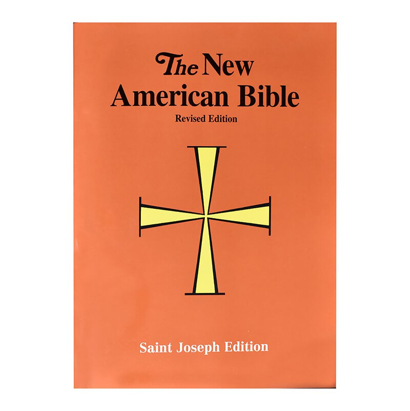 St. Joseph New American Bible (NABRE) - Large Print