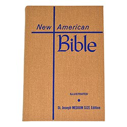 St Joseph New American Bible NABRE - Student Ed