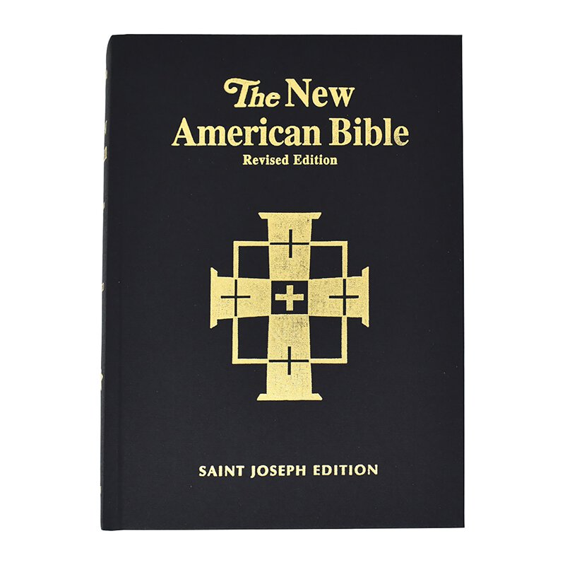St. Joseph New American Bible (NABRE) - Deluxe Student Edition
