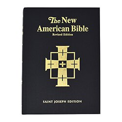 St. Joseph New American Bible NABRE - Deluxe Student Edition