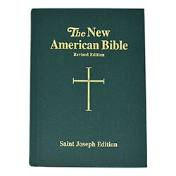 St Joseph New American Bible NABRE - Deluxe Student Edition