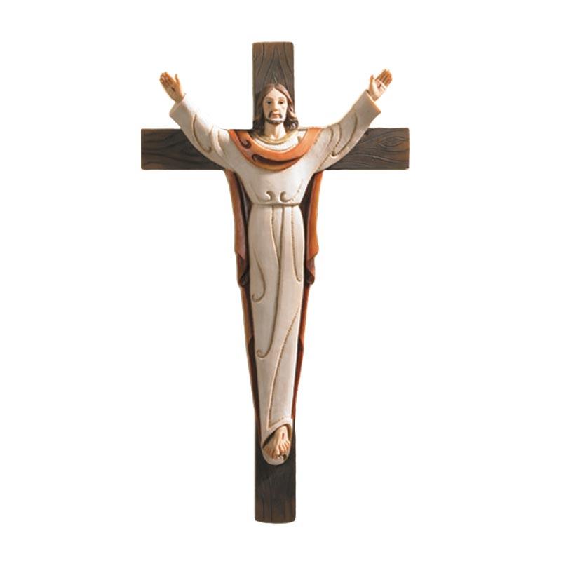 Risen Christ Wall Cross