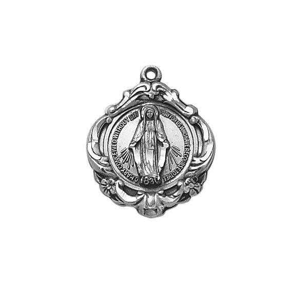 Sterling Miraculous Medal