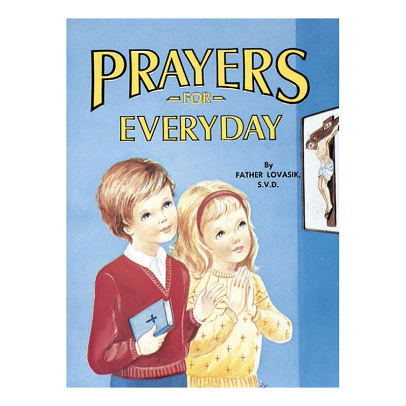 St. Joseph Picture Book - Prayers for Everyday - 10/pk