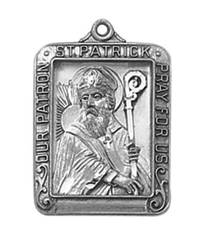 Creed® Sterling St. Patrick Patron Saint Medal