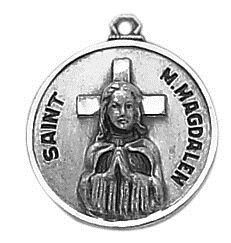 Creed® Sterling Patron Saint M. Magdalen Medal