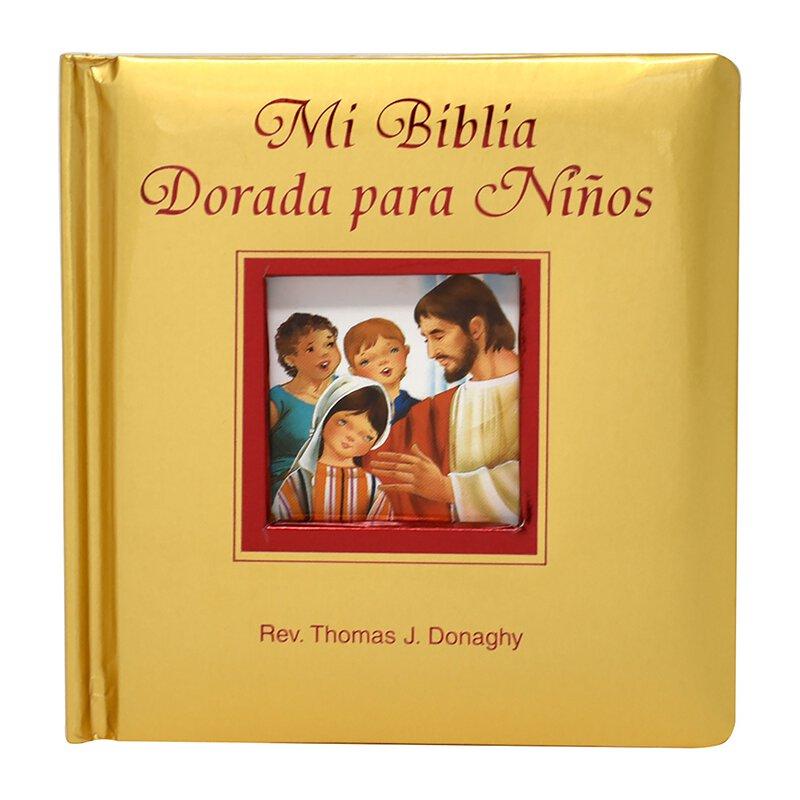Mi Biblia Dorada Para Ninos