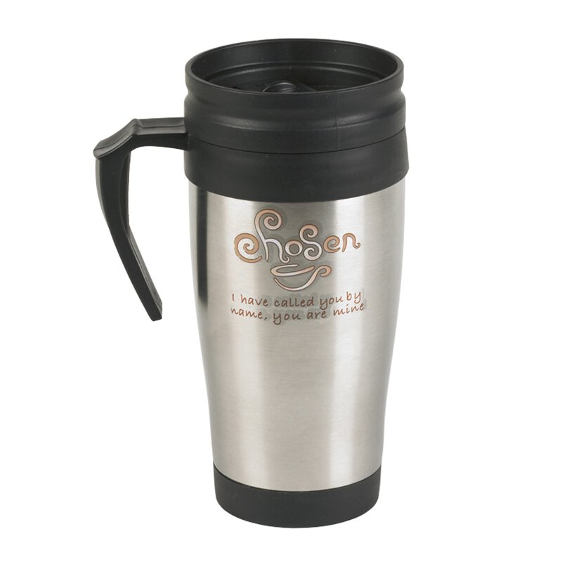 Chosen Stainless Steel Coffee Tumbler - 4/pk