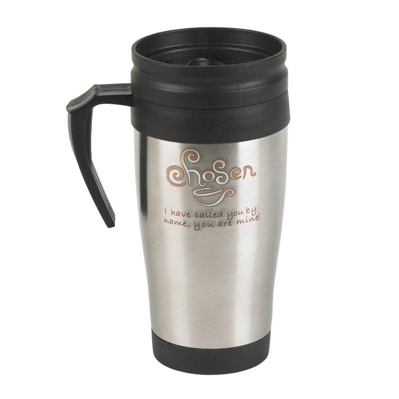 Chosen Stainless Steel Coffee Tumbler - 4/pk