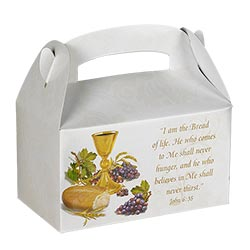 Body of Christ First Communion Treat Box - 36/pk