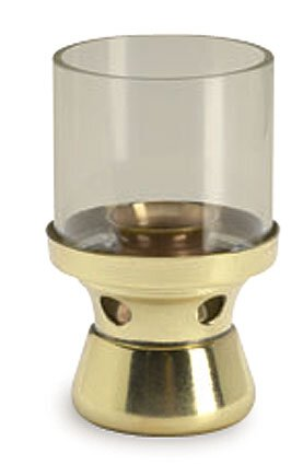 "Bove Burner with Glass Shield - 7/8"" Dia"