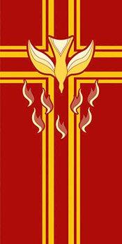 Confirmation/Pentecost Banner