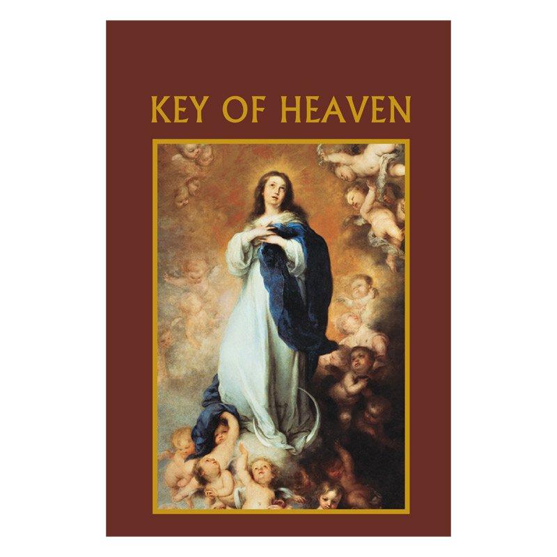 Aquinas Press® Prayer Book - Key of Heaven