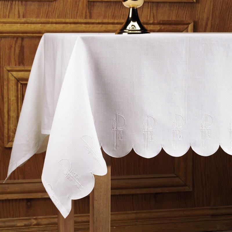 Mass Linens Altar Cloths Purificator Corporal Pall