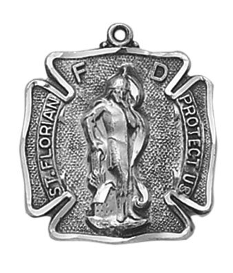 Creed® Heritage Collection St. Florian Medal