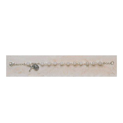 Hematite Italian Gemstone Bracelet