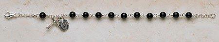 Onyx Italian Gemstone Bracelet