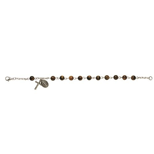 Tiger Eye Italian Gemstone Bracelet