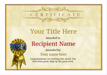 Competition Certificate Template from s3.amazonaws.com