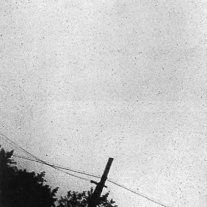 Grainy B&W image of supposed UFO, Passaic, New Jersey. July 30, 1952. Source: www.cia.gov via Wikimedia Commons