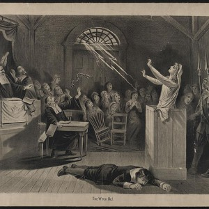 The Witch No. 1  by J.E. Baker. Source: Library of Congress