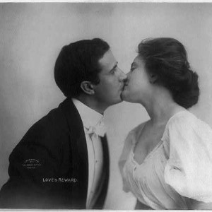 Love's Reward, Library of Congress, c1908.