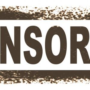 "An image of the word ""censored."" Source: jamiestead (image id 17630761) via VectorStock"