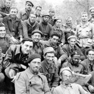 During the Spanish Civil War (1936-39), almost forty thousand men and women from fifty-two countries, including 2,800 Americans volunteered to travel to Spain and join the International Brigades to help fight fascism. The U.S. volunteers served in various units and came to be known collectively as the Abraham Lincoln Brigade. Source: ALBA Digital Library is published by the Abraham Lincoln Brigade Archives (ALBA)