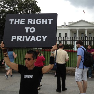 The Right to Privacy by Unarmed Civilian via Flickr (CC BY-NC-SA 2.0)