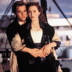 """A scene from """"Titanic,"""" winner of Best Picture in 1997."""