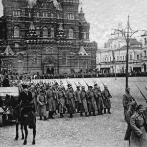 Russian Revolution of 1917 Source: Wikimedia Commons