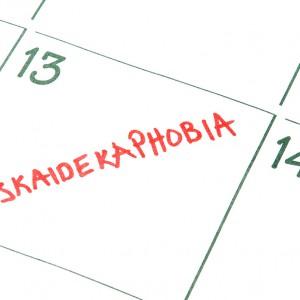 Triskaidekaphobia stock photo. Source: iStock by Getty Images