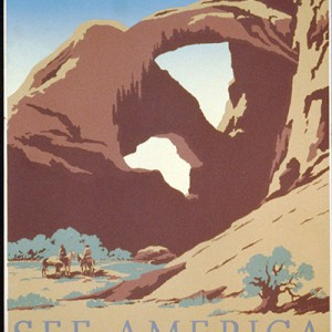 """""""See America"""" by Frank S. Nicholson. Source: Library of Congress"""