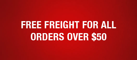 Free Freight Red