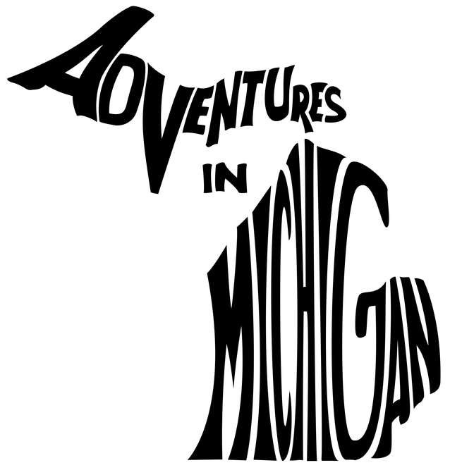 Adventures in michigan logo