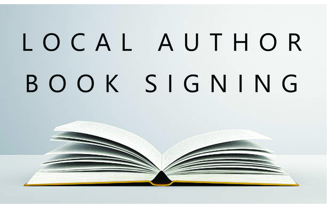 Local author book signing