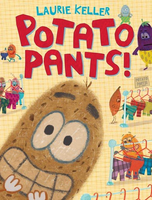 Potato pants cover image