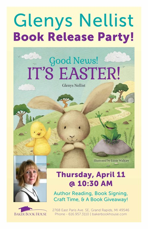 Glenys nellist book release party
