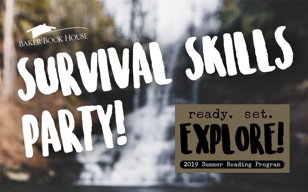 Survival skills web