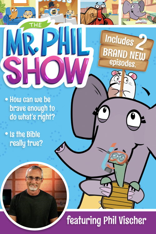 Mr phil show 1 movie