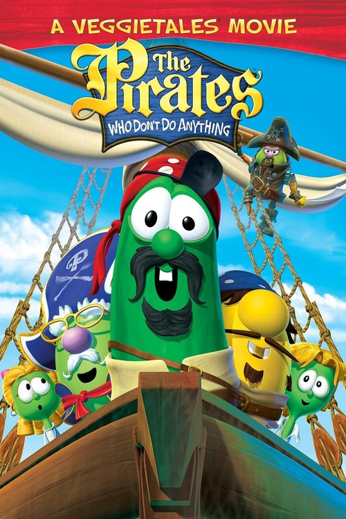 Pirates who dont do anything movie