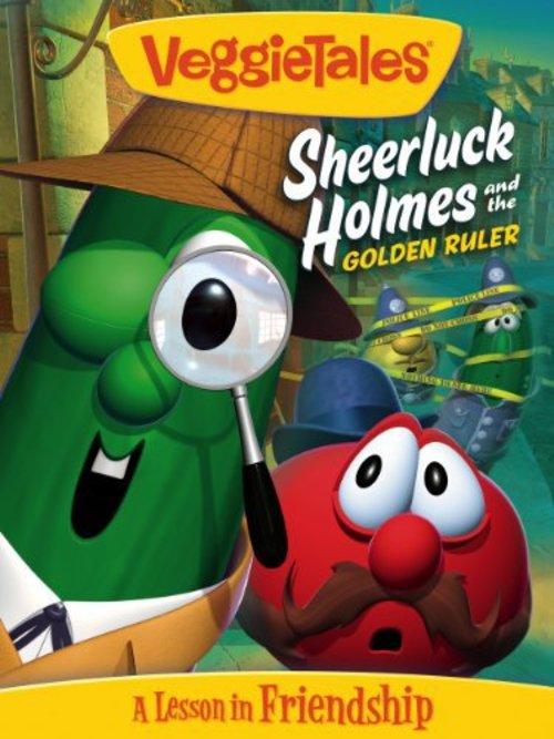 Sheerluck holmes movie